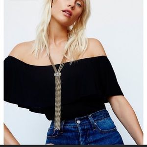 Free People Jewelry - NWT Free People chain necklace